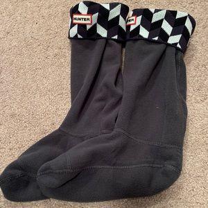 Hunter Original Cuff Tall Boot Socks